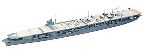 タミヤ 1/700 ウォーターラインシリーズ No.213 日本海軍 航空母艦 翔鶴 プラモデル 31213