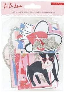La La Love Ephemera - Crate Paper