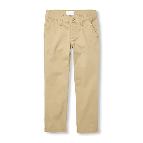 The Children's Place Girls' U BOOTCUT PANT, SANDY, 12