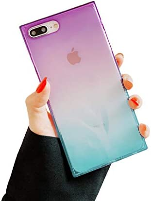 Cocomii Square Clear iPhone 6S Plus 6 Plus Case Slim Thin Glossy Soft TPU Silicone Rubber Gel product image