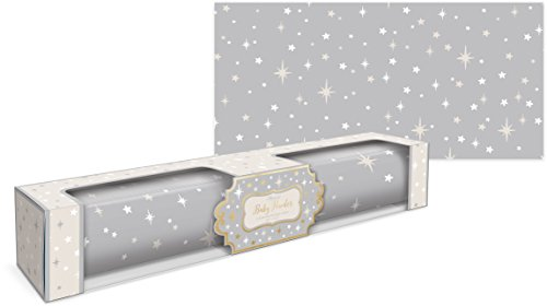 Lady Jayne Dove Gray With Stars Baby Powder Scented Drawer