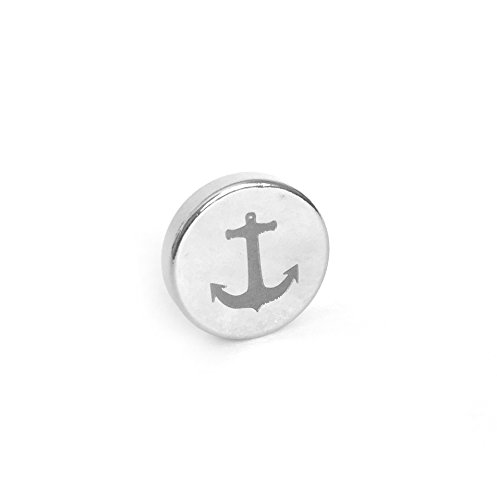 Tie Mags, The Nautical Anchor, Magnetic Tie Clip