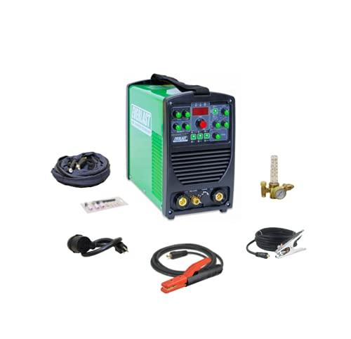 2019 Everlast Power ITig 201 DC STICK TIG welder 110v/220v dual...
