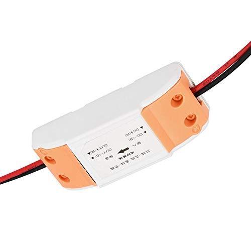 ZZQQ Módulo de relevo Placa de relé Temporizador Ajustable de alimentación Retardo de Apagado Módulo 5/12/24 VDC retardo en el relé para el Voltaje de Control