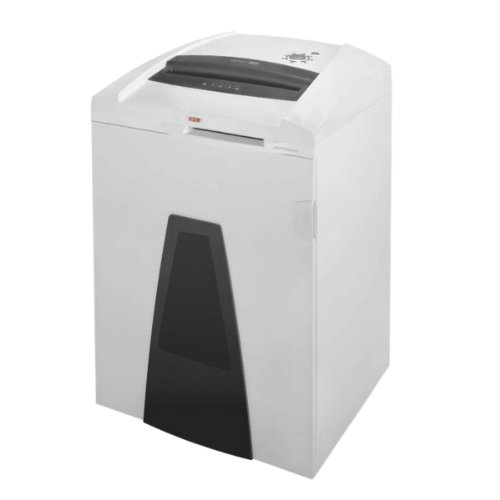 "Discover Bargain HSM Securio P44S Level 2; ¼"" Strip-Cut Shredder; Shreds up to 78 Sheets; 55-Gall..."