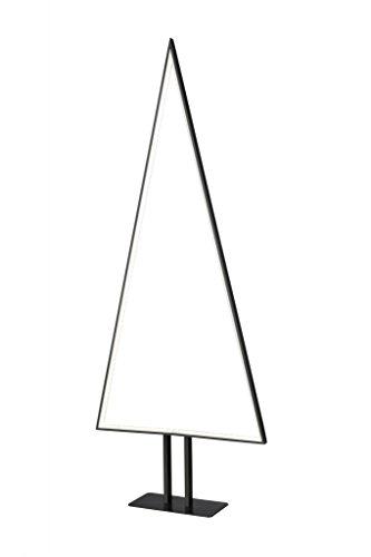 Sompex Designleuchte/LED Weihnachtsbaum Stehleuchte Pine, schwarz, Höhe 100cm