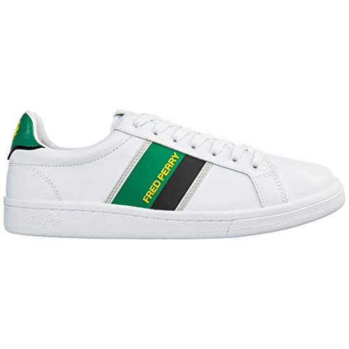 Fred Perry Sneakers Uomo White 39 EU