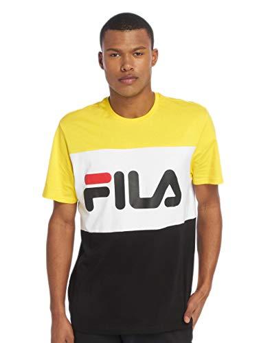 Fila Herren T-Shirts Day schwarz XL