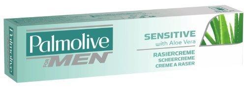 Colgate-Palmolive Rasiercreme Sensitive 4-er Pack