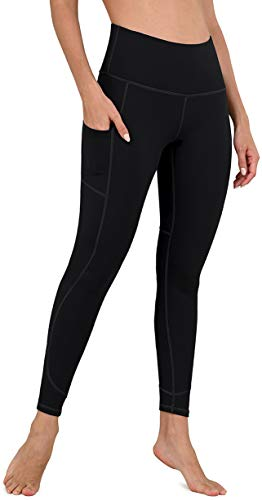 CUGOAO High Waist Yoga Pants with Pockets, Workout Pants for Women, Yoga Leggings with Pockets