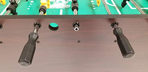 Product Image 1: Tornado Sport Foosball Table – Commercial Tournament Quality Table Soccer Game for The Home (Sport)