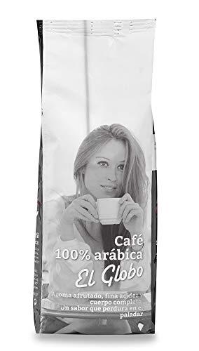 Café en Grano El Globo 100% Arábica 1 Kilo