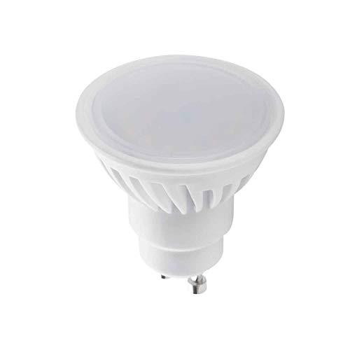 6000K 900 lumens eq 66 Watts Spot LED GU10 9W TEDI MAX de Kanlux angle 120°