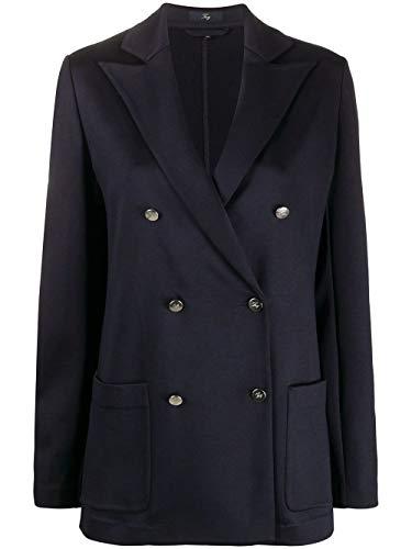 Fay Luxury Fashion Damen NGW7140455SRIBU807 Blau Jacke |
