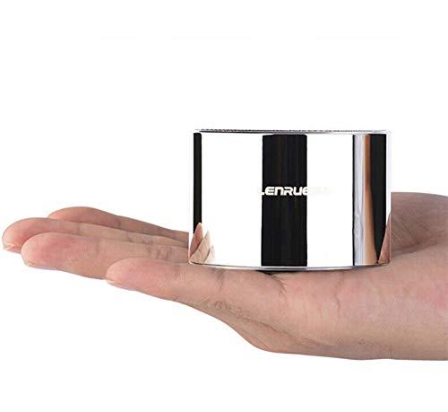 Drahtlose Bluetooth Mini-Stecker Audio Portable Outdoor-Subwoofer Drahtlose Bluetooth-Karte Lautsprecher, Geschenk Lautsprecher, 1000Mah, USB-Schnittstelle, Wasserdicht, Staubdicht, Anruf, TF, PC