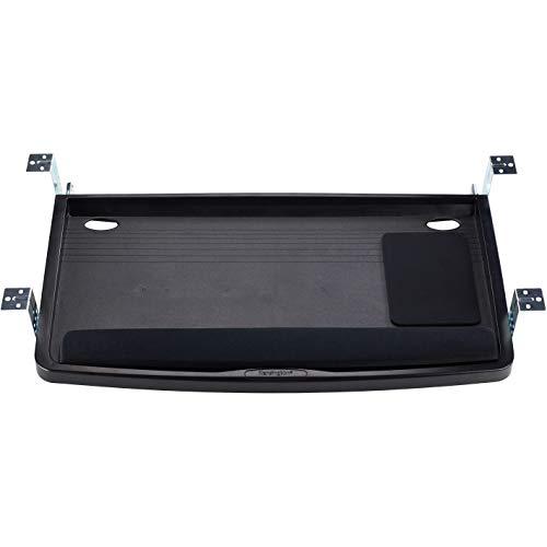 Kensington Under-desk Comfort Keyboard Drawer with SmartFit System (K60004US),Black