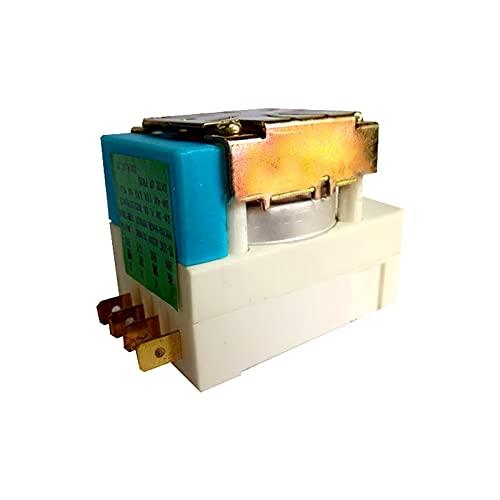 ZRNG Ajuste para Samsung Whirlpool Electrolux LG Frigorífico Desfrost Temporizador TD-20C 220V Accesorios de refrigerador