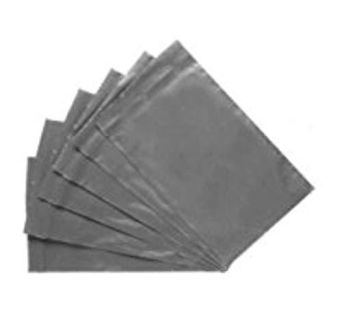 Bolsas de polietileno de Packitsafe, grises, tipo sobre, 165 x 230 mm, 230 x 300 mm, 250 x 350 mm, 300 x 400 mm, 325 x 475 mm, todos los tamaños disponibles, 10x14, 100
