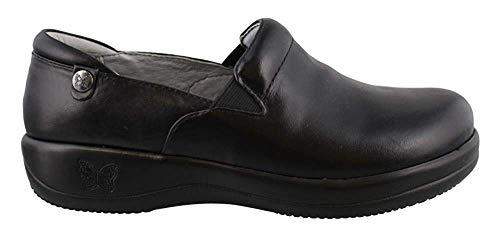 Alegria Keli Womens Professional Shoe Jet Luster 5 M US