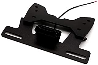 RONSHIN Automotives Motorcycle Kickstand Side Stand Plate Extension Pad Motorcycle Accessories For SUZUKI SV650 2016-19 SV650X 2018-2019