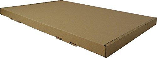 100 Stück Großbrief Warensendung Bücher Versandkartons 350 x 250 x 20