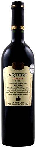 Vino Tinto Artero Crianza Caja 6 Unidades Rioja Alavesa 75cl