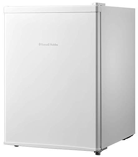 Russell Hobbs RHTTF67W Puertas reversibles de 66 litros A + Mini refrigerador de sobremesa, blanco