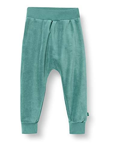 Fred'S World By Green Cotton Pants Pantalon, Vert (Dream Green 018541001), 86 Bébé garçon