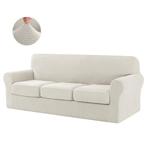 Ivory Couch - 5