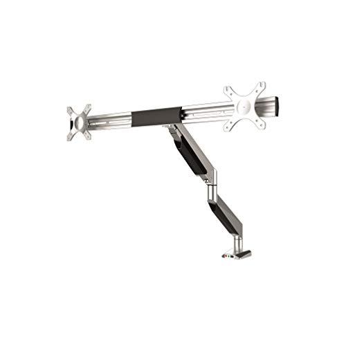 Newstar Monitor Tischhalterung Silber NM-D725DXSILVER Doppel 27 4-10kg