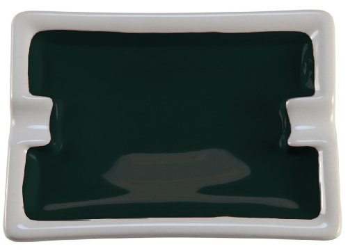 Blockx Phtalo Green Giant Pan Watercolor in Real Ceramic Refillable Pan