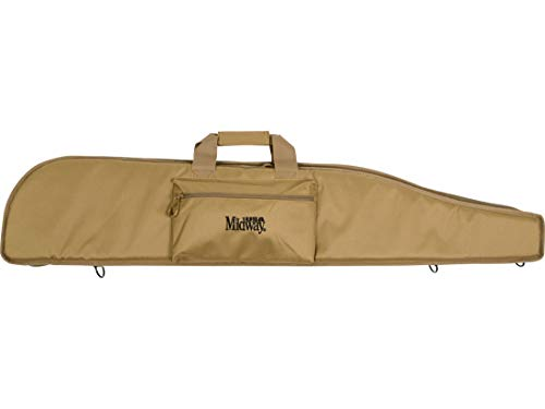 MidwayUSA Heavy Duty Scoped Rifle Case 48' Coyote
