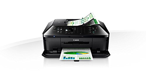 Canon MX925 - Impresora multifunción de Tinta - B/N 15 PPM, Color 10 PPM