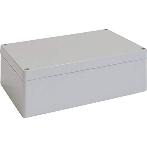 Bopla Euromas koffer M 223 Polycarbonaat (L x B x H) 200 x 150 x 75 mm Licht grijs