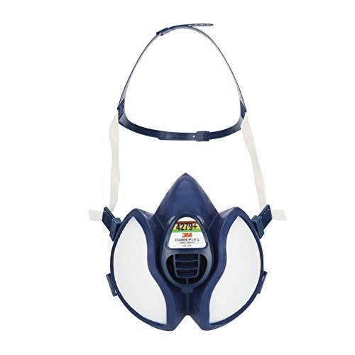 3M Atemschutz-Maske 4279+, ABEKP3, Schutz vor chemischen Stoffen wie Pestiziden und Reinigungsmitteln, 1 pro Packung
