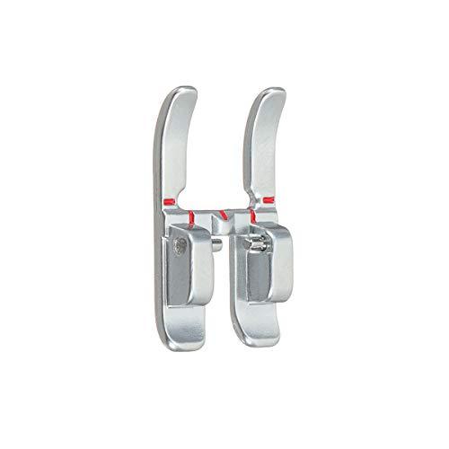 6mm Open Toe Presser Foot Accessories for Pfaff Sewing Machine #93-036931-91