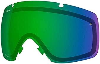 Smith I/O Snow Goggles Replacement Lens ChromaPop Everyday Green Mirror