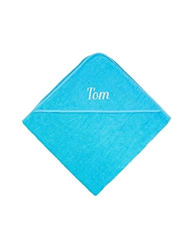 DECOLOOPIO - Accappatoio Personalizzato, Colore: Blu