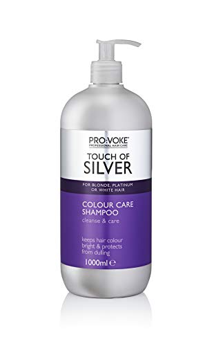 PRO:VOKE Touch of Silver Colour Care Shampoo 1000 ml