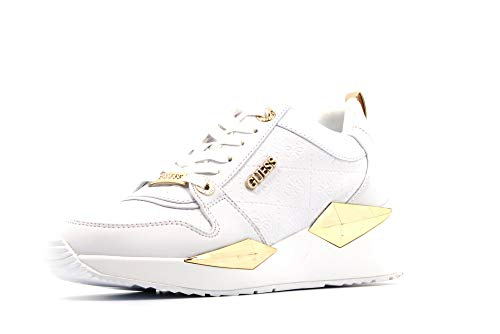 GUESS Zapatillas Mujer Blancas Sneakers Talla 40