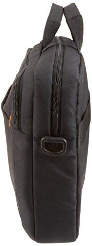 AmazonBasics 15.6-Inch Laptop Computer and Tablet Shoulder Bag Carrying Case, Black, 1-Pack
