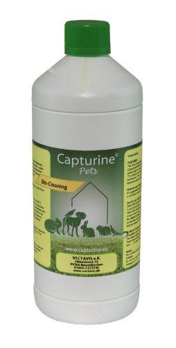 Capturine Pets Bio Cleaning - 1 l Nachfüllflasche (ohne Spray)