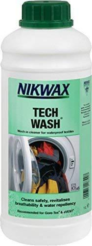 OSG Nikwax Tech Wash 1litro pulizia impermeabile all' aria aperta