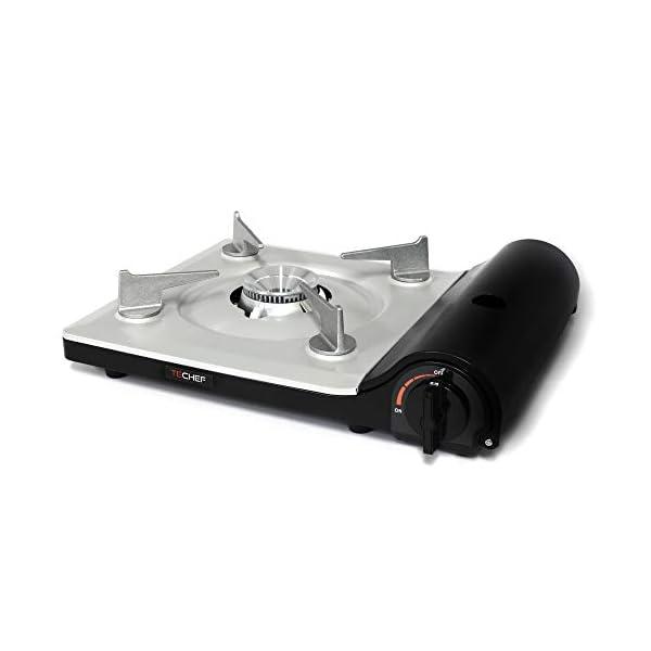 TECHEF – AGNI Portable Butane Gas Stove Burner, Made in Korea