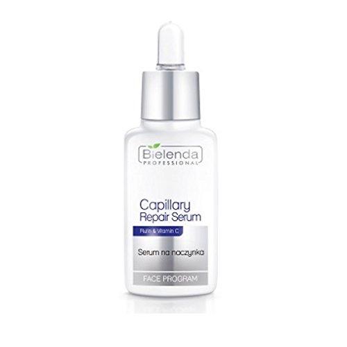Bielenda Professional capillaire réparation Sérum – Sérum NA Naczynka 30 ml avec ensemble de Stapiz Cheveux Shampooing Masque de 15 ml ou 10 ml