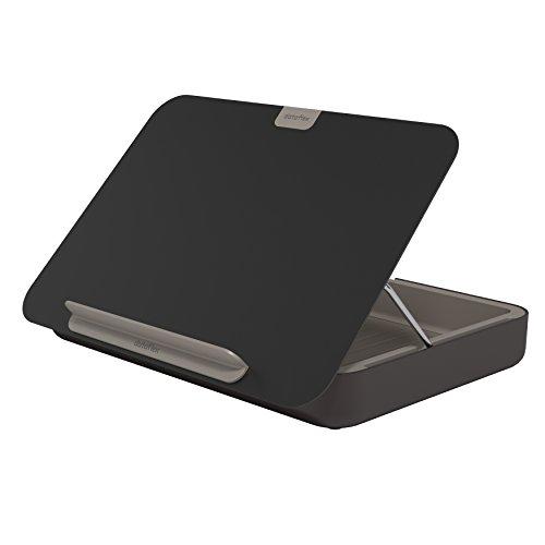 Dataflex Addit Bento® ergonomische 903 accessoirebox - boekenhouder (notebookstandaard, zwart, 38,1 cm (15) 38,1 cm (15) 38,1 cm (15) 38,1 cm (15) , 38,1 cm (15) , 6 kg)