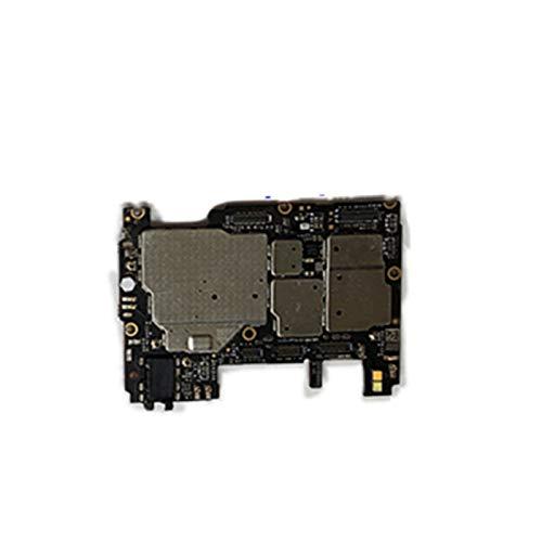 RKRXDH Placa Principal De Teléfonos Móviles 2GB + 16GB Abloqueo De Placa Principal Placa Base Placa Base con Circuitos De Chips Cable Flex Fit For Xiaomi MI 4C MI4C M4C teléfonos móviles Placa Base