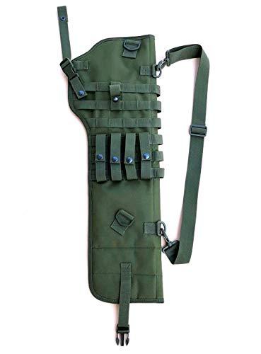 Frolahouse Outdoor Tactical Shotgun Scabbard,Tactical Shoulder Bag Holster Multifunctional Portable Handgun Holder Bag