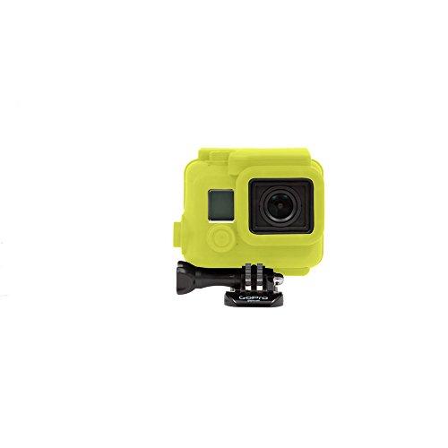 Incase Protective Case Schutzhülle für GoPro Hero3, Hero3+, Hero 4 mit Tauchgehäuse - lumen [Weiches Silikon I Leichtes Design] - CL58077