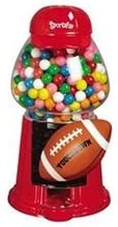 Sports Fan Gumball Machine Football Theme CYBER MONDAY SALE!